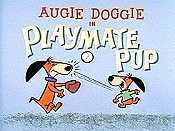Playmate Pup Cartoon Picture