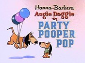 Party Pooper Pop Free Cartoon Picture