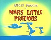 Mars Little Precious Free Cartoon Picture