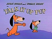 Talk It Up Pup Picture To Cartoon