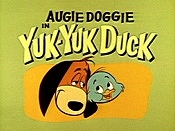 Yuk-Yuk Duck Free Cartoon Picture