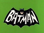 Batman (Opening Titles) Cartoon Picture