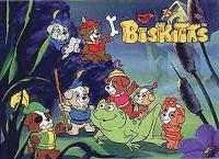 A Biskitt Halloween Cartoon Picture