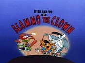 Blammo The Clown Cartoon Picture