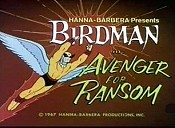 Avenger For Ransom The Cartoon Pictures