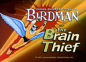 The Brain Thief Free Cartoon Pictures