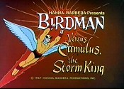 Versus Cumulus, The Storm King The Cartoon Pictures