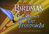 Versus Dr. Freezoids Picture To Cartoon