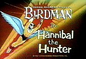 Hannibal The Hunter The Cartoon Pictures