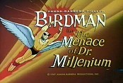 The Menace Of Dr. Millenium Picture To Cartoon