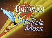 The Purple Moss Picture To Cartoon