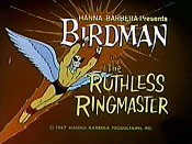 The Ruthless Ringmaster The Cartoon Pictures