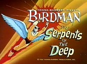 Serpents Of The Deep The Cartoon Pictures