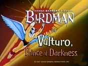 Vulturo, Prince Of Darkness Picture To Cartoon