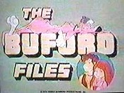 Buford And The Galloping Ghost (Series) Cartoon Character Picture
