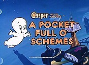 A Pocket Full O' Schemes Cartoon Character Picture