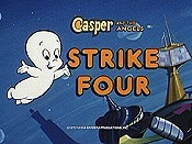 Strike Four Cartoon Character Picture