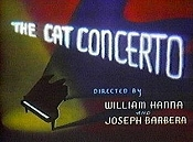 The Cat Concerto Cartoon Pictures