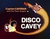 Disco Cavey Picture Into Cartoon
