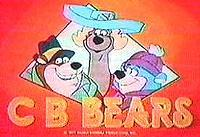 The C.B. Bears (Series) Picture Of Cartoon