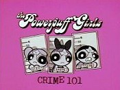 Crime 101 Cartoon Character Picture