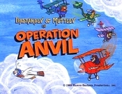 Operation Anvil Cartoon Picture