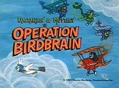 Operation Birdbrain Cartoon Picture