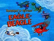 Eagle-Beagle Cartoon Picture
