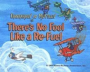 There's No Fool Like A Re-Fuel Cartoon Picture