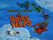 The Swiss Yelps Cartoon Picture
