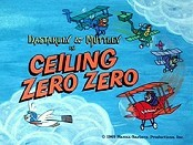 Ceiling Zero Zero Cartoon Picture