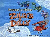 Zilly's A Dilly Picture To Cartoon