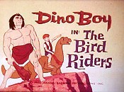 The Bird Riders Picture Into Cartoon
