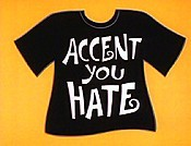 Accent You Hate Cartoon Pictures