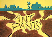 Ant Pants Free Cartoon Picture