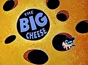The Big Cheese Cartoon Character Picture