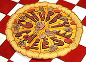 Chubby Cheese Free Cartoon Picture
