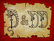 D & DD Free Cartoon Picture