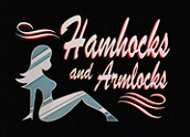 Hamhocks And Armlocks Free Cartoon Picture