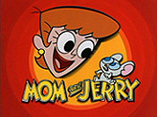 Mom And Jerry Picture Into Cartoon