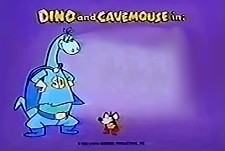 Dino And Cavemouse Episode Guide Logo