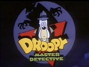 Droopy, Master Detective (Series) Picture Of Cartoon