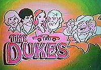 The Dukes In Hollywood Cartoon Picture