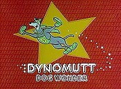 Dynomutt, Dog Wonder Picture Into Cartoon