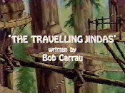 The Traveling Jindas Cartoon Character Picture
