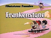 Frankenstone Picture Into Cartoon