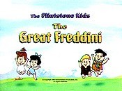 The Great Freddini Cartoon Character Picture