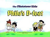 Philo's D-Feat Cartoon Pictures