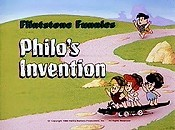 Philo's Invention Cartoon Picture