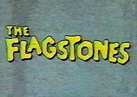 The Flagstones (screen test) Free Cartoon Picture
